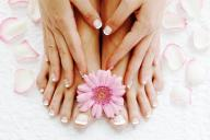 Manicure i pedicure spa